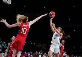 basketball vs. Australia ...