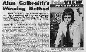 Alan Galbraith - Person | AudioCulture