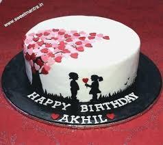 Birthday Cake For Husband Design Ga 538480 Attachment Teamtessaorg