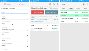 Track Hours Worked App 10 Free Android Time Tracking Apps For Freelancer