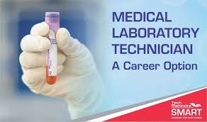Career As A Medical Laboratory Technician Smart Academy