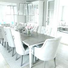Dining Room Table Sets Leather Chairs Collection Simple Decoration