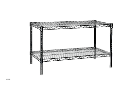 12 deep wire shelving unit inch wide end table elegant x