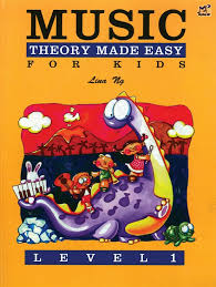 theory made easy for kids level 1
