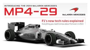 mercedes mclaren f1 2014. mclaren formula 1 mp429 infographic mercedes mclaren f1 2014