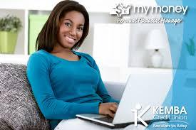 Mymoney Financial Management My Kemba Credit Union
