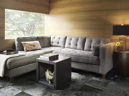 tufted furniture trend. tufted furniture trend modish living room corner using sectional sleeper sofa with chaise from slipcover material o