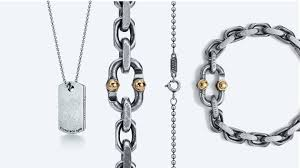 Tiffany & Co.'s rugged men's jewellery is coming to Singapore