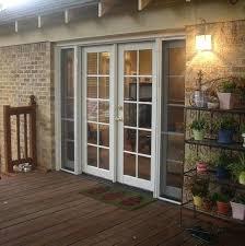 therma tru french door screens doors therma tru french door screens
