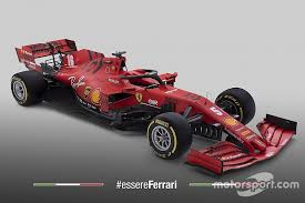 Tx racing wheel ferrari 458 italia edition. Ferrari S 2020 F1 Car Breaks Cover