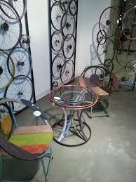 Bicycle Furniture Bike Wheel Furniture For More Great Pics Follow Wwwbikeengines