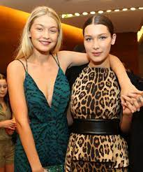 Proof That Bella and Gigi Hadid Were ...