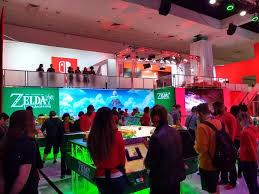 Como entre fornite y nintendo pero un poquito también por nostalgia pues nos gusta nintendo además esta onda como más pues de participación de la parte. Nintendo Gives Insight On Why It Presents At E3 And Other Trade Shows Zelda Universe