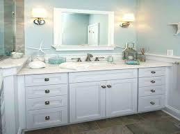 marvelous beach themed bathroom vanity lights bathroom storage beach themed vanity lighting coastal diy bathroom decorating