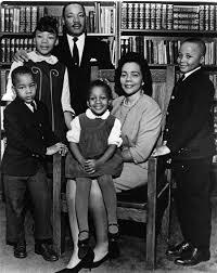 Bernice King on her family's legacy ...