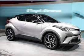 Toyota Wants To Boost Hybrid Sales With New C-HR Crossover ...