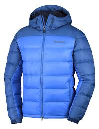 columbia quantum voyage hooded jackets down super blue marine men s clothing columbia jackets plus size quality and quantity assured