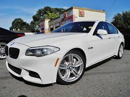 BMW Convertible bmw 535i sports package : 2013 BMW 5-SERIES 535I M SPORT PACKAGE 42554 Miles WHITE SEDAN 6 ...