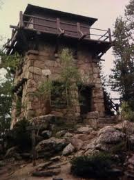 image of shadow mountain lookout image of shadow mountain lookout in color