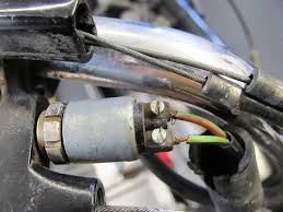 61 bmw 1973 r75 5 remove wire harness and electrics motorcycles remove wire harness clip at Removing Wires From Harness