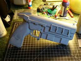 M M Vegas First Project Fallout New Vegas 12 7mm Pistol Imgur
