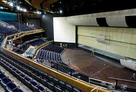 Park Mgm Theatre Seating Chart Exhaustive Las Vegas Arena Seating Capacity Little Caesars