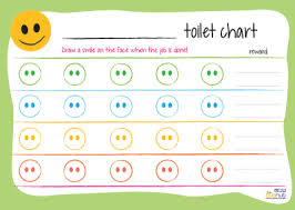 How To Make A Potty Training Chart Put A Smile On It Reward Chart Printable Bub Hub