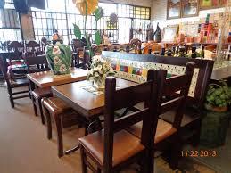 custom restaurant table by la casa de mexico imports la