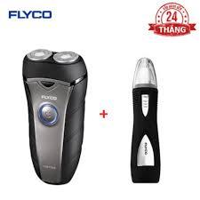 Máy cạo râu FLYCO Chính Hãng FS330VN 3 lưỡi dao kép (Đen)- Hang phân phôi  chinh thưc: Mua bán trực tuyến Máy cạo râu với giá rẻ