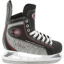 Хоккейные коньки ⛸️ <b>MaxCity</b> CALGARY <b>MC</b> ...