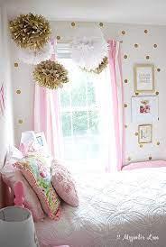 pink girl room