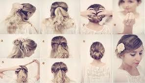 Coiffure Pour Mariage Facile Coiffure Facile Cheveux Court
