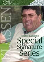 Darrell Klassen Instructor: Darrell Klassen Code: DKS $99.00. A jaw-dropping pro-level swing, monster tee shots, and a handicap that drops like a ... - thumb_drlsg