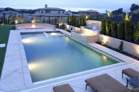 Luxury home swimming pools Royalty Free Pool With Waterfall In Luxury Backyard Home Stratosphere 99 Swimming Pool Designs And Types 2019 Pictures