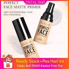 <b>FOCALLURE</b> Primer Cream Face Makeup <b>Oil</b>-<b>control</b> Base Skin ...