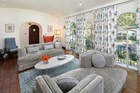 mid century fireplace screen living room midcentury with corner