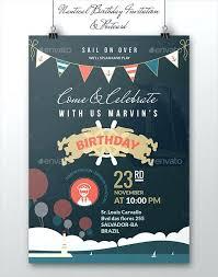 Invitation Layouts Download Free Birthday Invitation Templates Free