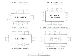 8 seater dining table measurements full size of 8 dining table dimensions metric square in cm round average length of