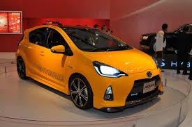 Toyota Aqua Hybrid by Kana Auto Works (special cars) | NagaNewsJournal