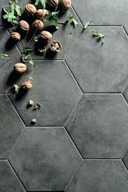 gray hexagon floor tile grey mosaic tiles dark porcelain white