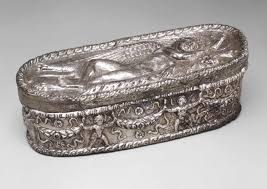 best r metal ware images r art r  box sleeping eros 300s r said to have been found in tartus