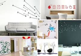 wall art decals that celebrate modern style