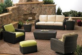 elegant outdoor furniture. but there are also some furniture made with several materials such as the one on interior which is almost same material used elegant outdoor w