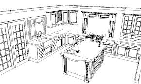 Great Kitchen Design Layout In Home Decorating Inspiration With
