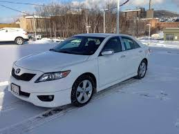 Used 2010 Toyota Camry SE in Edmundston - Used inventory ...
