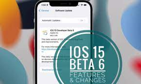 iOS 15 Beta 6 What's New: Safari Single Tab & More