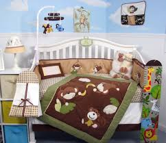 uncategorized monkey crib bedding sets for boys appealing jungle theme baby bedding picture of monkey crib