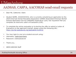 Aacomas Letter Of Recommendation 2019 Applying To Medical School 2015 Part_i