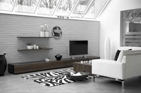 Tv Living Room Design Ikea Wall Shelves Around Tv For Cozy Warm Living Room Decorating