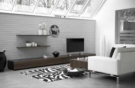 IKEA Wall Shelves Around Tv For Cozy Warm Living Room Decorating ...